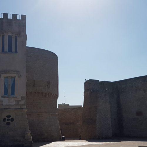Il centro storico di Otranto