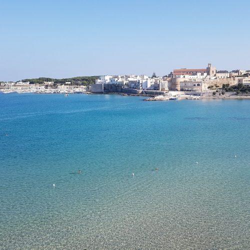 Il mare di Otranto