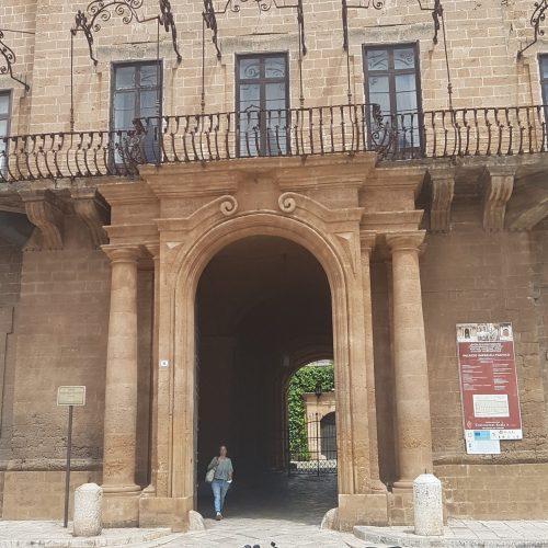 Il Palazzo Imperiali Filotico a Manduria