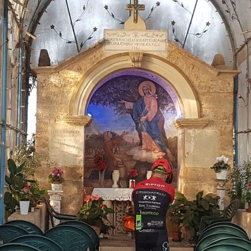 La Cappella dell'Apparizione a Squinzano