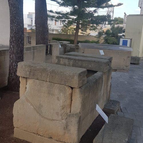 Il Museo Messapico di Alezio