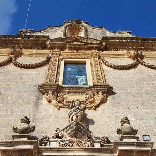 Il Santuario dell'Annunziata a Squinzano