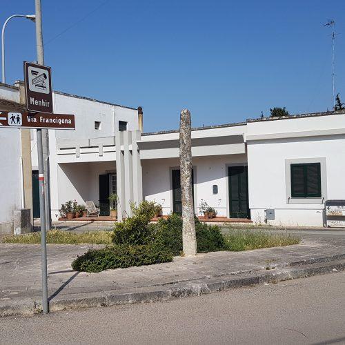 Il menhir Croce a Cocumola
