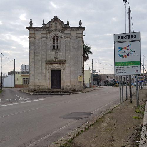 La Chiesetta della Madonnella a Martano