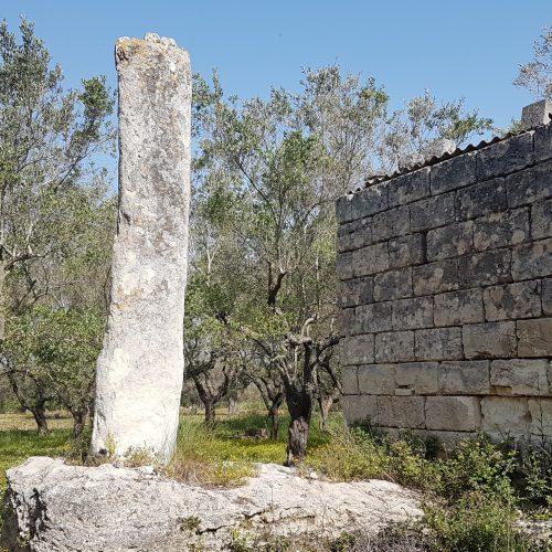Il menhir San Giovanni Malcantone