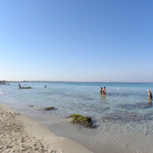 Il mare di Baia Verde