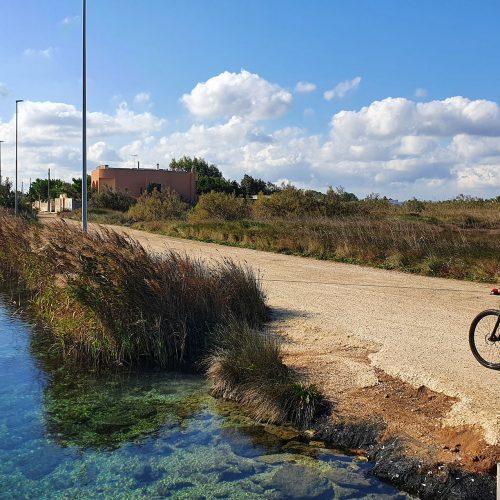 Il canale dell'Idume