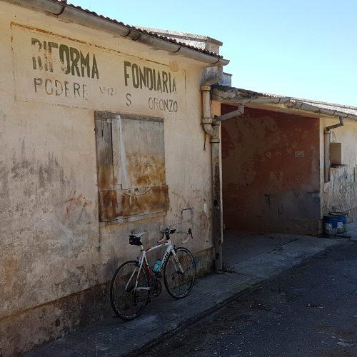 Una casa dell'ente Riforma ai Laghi Alimini