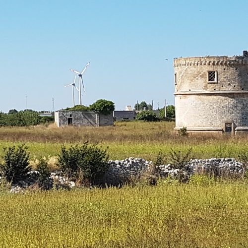 La Torre colombaia a Carpignano