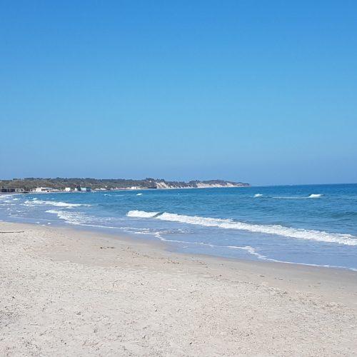 La spiaggia di Alimini