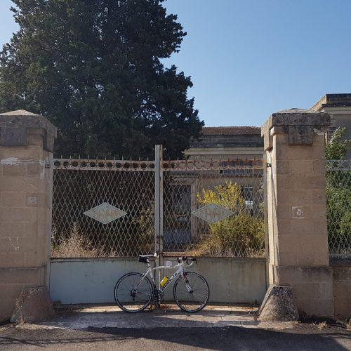 L'impianto di sollevamento dell'Acquedotto a Galatone