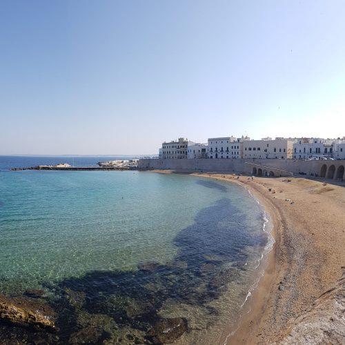 La spiaggia della Purità
