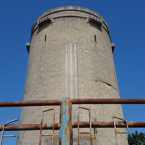 Il torrino dell'Acquedotto a Montesardo