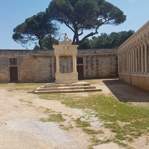L'abbazia di Cerrate