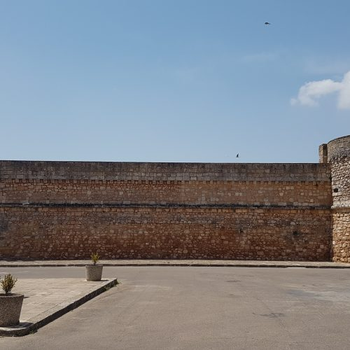 Il Castello di Caprarica a Tutino