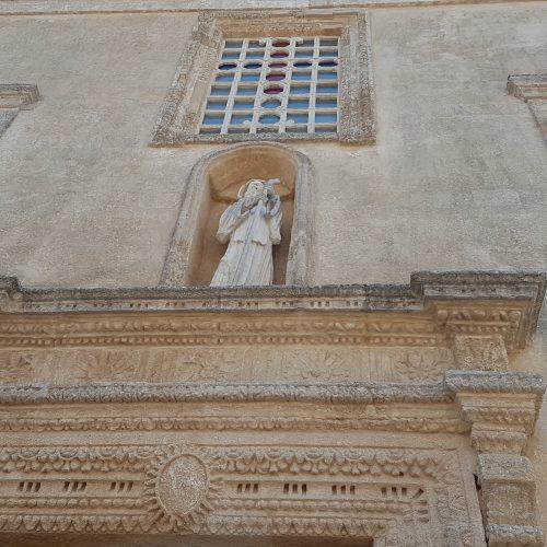 La Chiesa di San Francesco da Paola a Gagliano del Capo