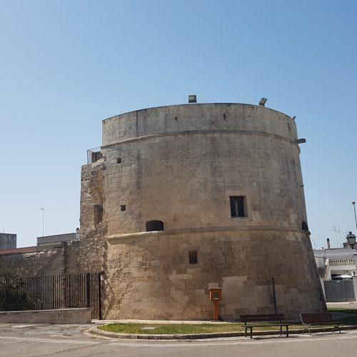 Il castello di Palmariggi