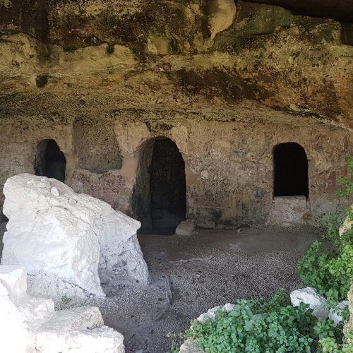 La Chiesa rupestre di Sant'Angelo
