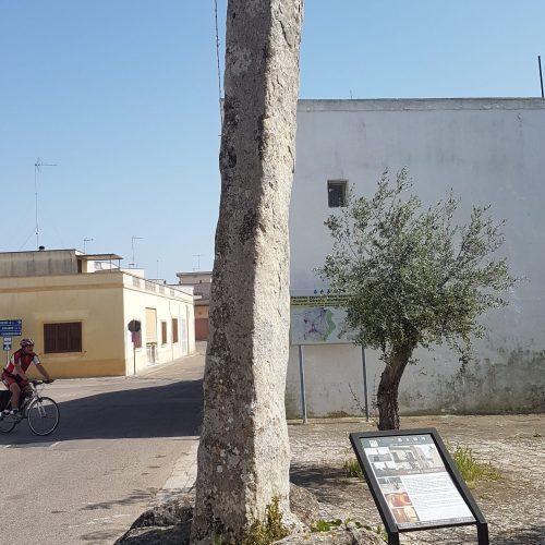 Il menhir San Vincenzo