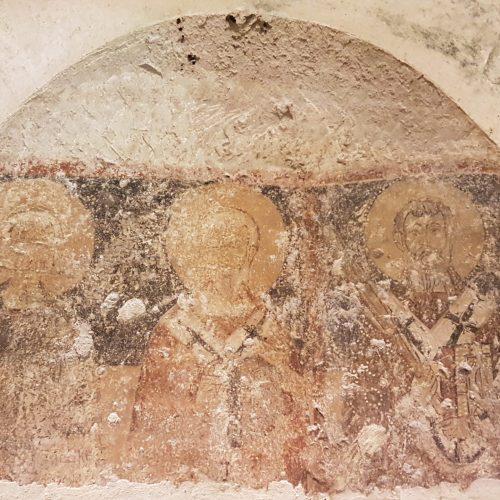 La cripta di San Salvatore